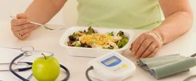 Пять правил питания для людей с гипертонией