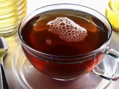 Медики назвали полезные качества черного чая