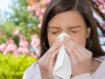 Стало известно, как избавиться от аллергии народными средствами