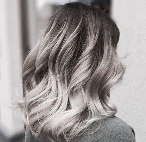 Мелирование волос пепельным цветом —плюсы и минусы