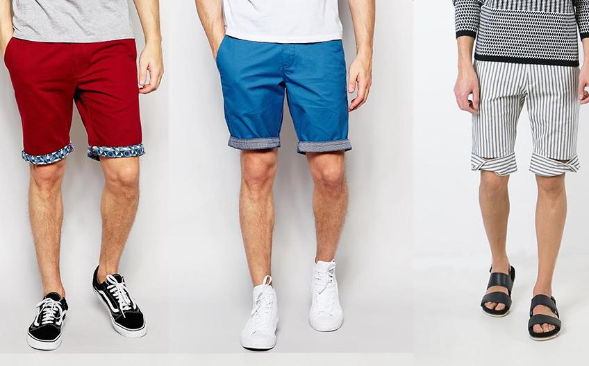 Мужские шорты на любой вкус
