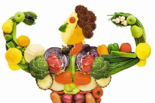 Здоровое питание – залог хорошего самочувствия