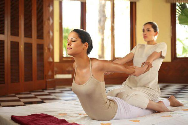 Тайский массаж по доступной цене