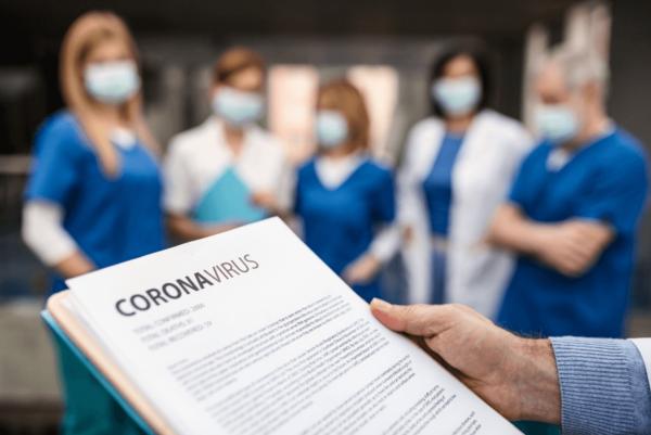 Следите за развитием пандемии коронавируса не выходя из дома