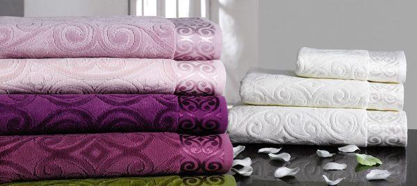 Качественные махровые полотенца оптом