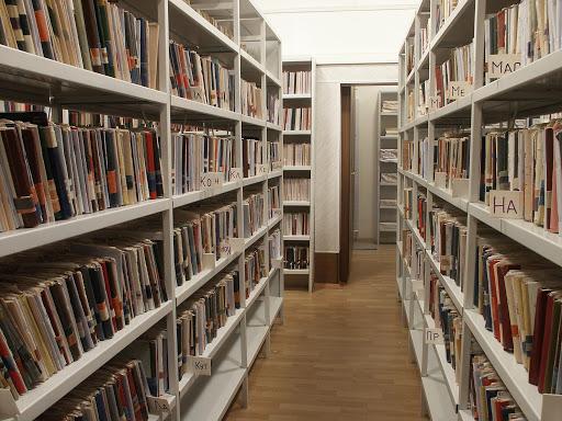 Библиотечные стеллажи для книг