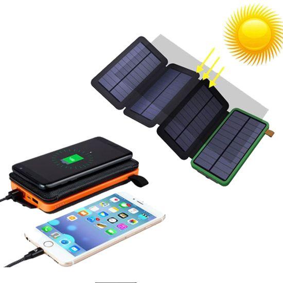 Разные солнечные зарядные устройства