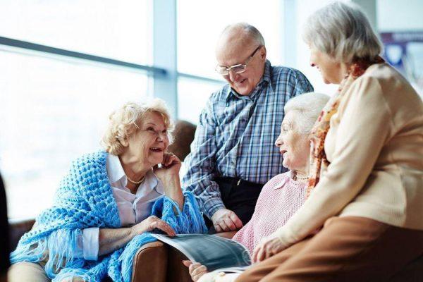 Новый пансионат для пожилых в Сочи
