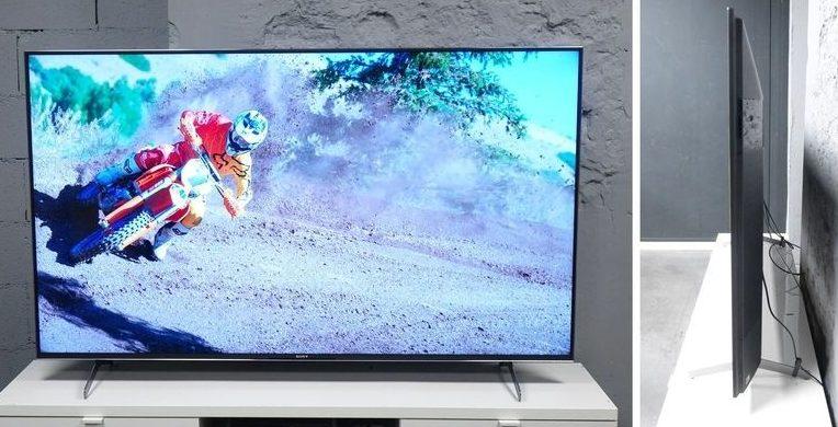 Телевизор sony kd 65xh9096